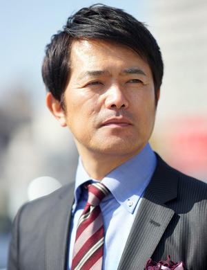 森透匡氏の写真